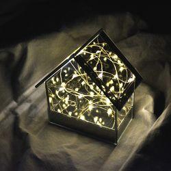 글라스 LED 집