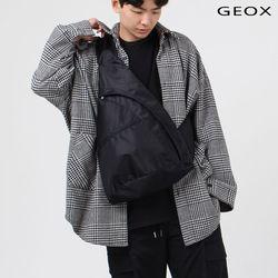 [GEOX] MUSLINGBAG BLACK 머슬링백 블랙