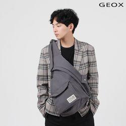 [GEOX] HUG SLINGBAG GRAY 허그백 그레이