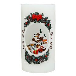 [adico]크리스마스 LED 워터볼 - 산타클로스