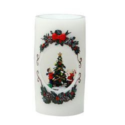 [adico]크리스마스 LED 워터볼 - 트리