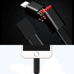 PO무한사용 컷팅 USB충전케이블