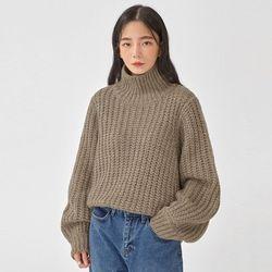 mix hazzi polar knit
