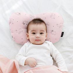 코니테일 아기 짱구베개 - 래빗(유아 신생아베개)