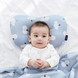 코니테일 아기 짱구베개 - 클라우드(유아 신생아베개)
