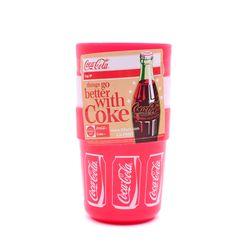 [정품] 코카콜라 컵 3P