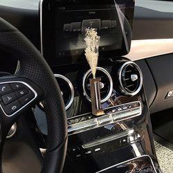 바미르 차량용 송풍구 원목케이스 디퓨저 (블룸블룸)