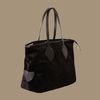 METRO 2 in 1 Pocket Shopper Bag Black