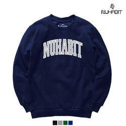 뉴해빗 - UNIVERSAL - 8F-7061 - 나염맨투맨