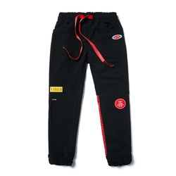 STGM FLEECE JOGGER PANTS BLACK
