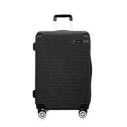쌈지 A1-1376 블랙 20인치 확장형 캐리어 여행가방