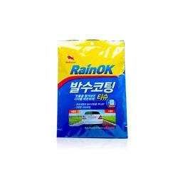 불스원 레인OK 발수코팅 티슈 3매