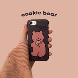 cookie bear 아이폰케이스
