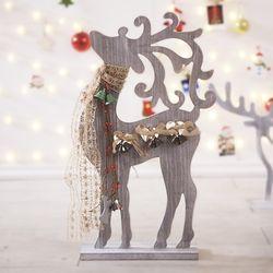 내츄럴 우드사슴 60cm 크리스마스트리