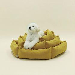 두부 강아지 마약방석 애견방석 침대 5color S