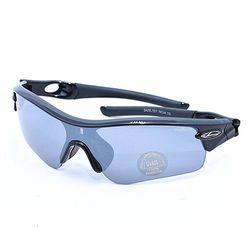 GAZEL 패션 선글라스 로키7207 샤이니 블랙블랙