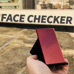페이스체커 (FC100) 내손안의 주치의 양치 피부 검사킷