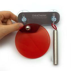 치카체커 (CK100) 양치 검사킷 크라우드펀딩