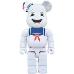 BEARBRICK STAY PUFT MARSHMALLOW MAN 400