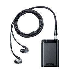 SHURE 아날로그 정전식 이어폰 KSE1200 시스템