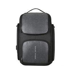 마크라이든 태양열 USB충전 백팩 노트북가방 여행가방 MR0031B