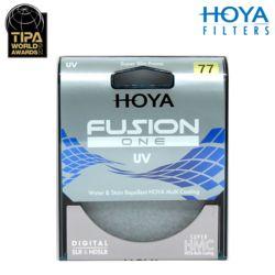 HOYA FUSION ONE UV 58mm 발수/방유 반사방지코팅 /K