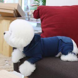 [A.마카롱기모후드올인원]macaron hood AIO Navy