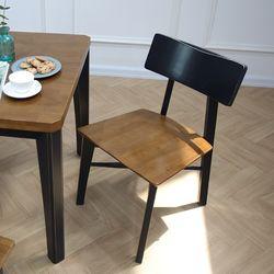 로카 식탁 의자