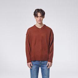 Herrash V neck knit (Bown)