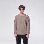 Modern round knit (Beige)