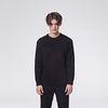 Modern round knit (Black)