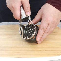 일본산 히로유키 아보카도 커터기