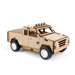 풀백-픽업트럭(TM-558)