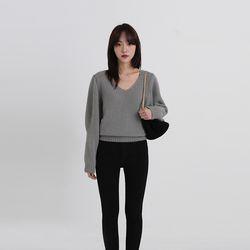 goley elegance puff knit (6colors)