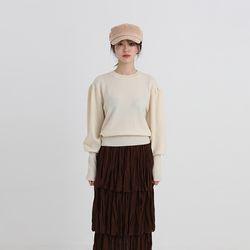 queen cash knit (4colors)