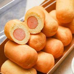 장순필푸드 아이들간식 엄지핫도그 2봉 (400g X 2봉)