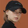 RC corduroy cap (black)