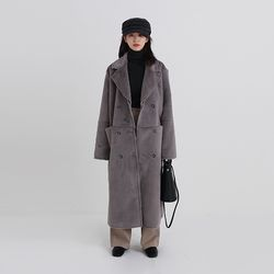 well-formed mustang coat (2colors)