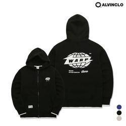 [앨빈클로]AZH-509B WARP 레이어드 기모 후드집업-단품