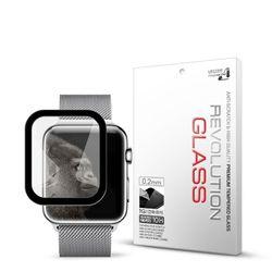 프로텍트엠 애플워치3 LTE 3D 풀글루 강화유리 필름