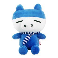 따구 돼지인형-블루(35cm)