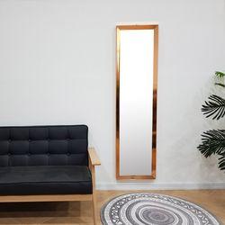 JENO 제노 트라이앵글 데일리 슬림 벽걸이 셀카 전신거울