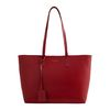 Leather Office bag - Red 오피스백 레드 PV001RD