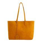 [폴바이스] Leather Officebag- yellow 오피스백 옐로우 PV001YL