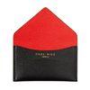 [폴바이스] Cardholder Black-Red 카드지갑 블랙 - 레드 PV701BR