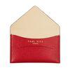 [폴바이스] Cardholder Red-Beige 카드지갑 레드-베이지 PV701RB