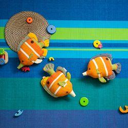 [오리고]바다동물 시리즈 나비물고기