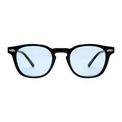 Ginsberg - 01 Glossy Black(Blue Tint)