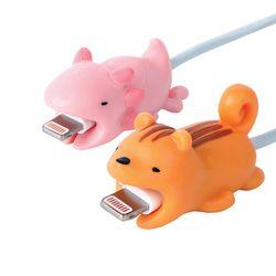 뽀시래기 스마트폰 케이블 보호캡