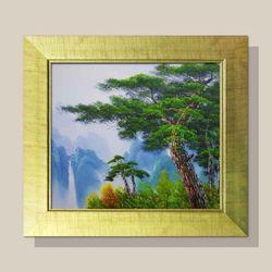 복을부르는그림 풍수지리 그림액자 건승의소나무